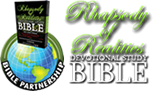 Rhapsody Bible | Changing lives, touching communities!